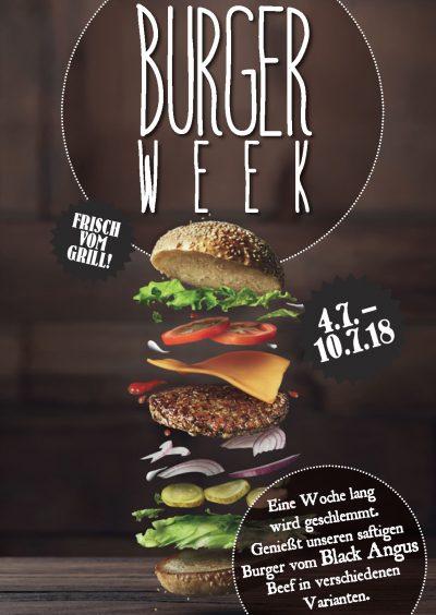 Burger Week 2018